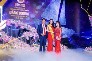 'Đại gia' mỹ phẩm Đăng Dương chi 15 tỉ đồng tổ chức lễ khánh thành với dàn ngôi sao