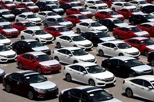 Ôtô nhập khẩu vào Việt Nam tháng 3 tăng vọt 25 lần tháng trước