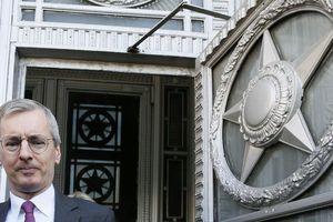 Nga yêu cầu Anh rút thêm nhân viên ngoại giao
