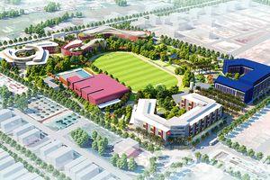 Khởi công thành phố giáo dục quốc tế - IEC Quảng Ngãi