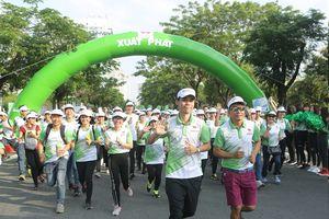 Hơn 10.000 thành viên Herbalife tham gia chạy vì sức khỏe cộng đồng
