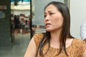 Nhân chứng vụ hỏa hoạn chợ Quang: 'Đám cháy bùng lên trong 15 phút'