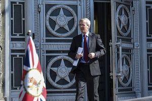 Cuộc chiến ngoại giao leo thang, Nga trục xuất thêm 59 nhà ngoại giao