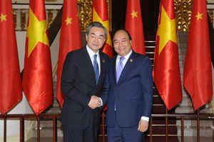 Thủ tướng Nguyễn Xuân Phúc tiếp các nhà lãnh đạo tham dự GMS 6 và CLV 10