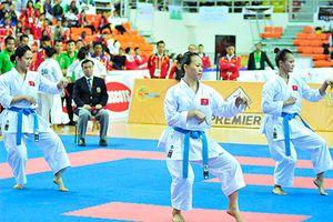 Karate Việt Nam - Đường đi chưa hết gập ghềnh