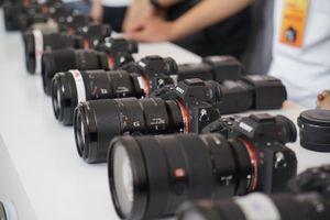 Sony ra mắt máy ảnh không gương lật mới α7 III tại thị trường Việt Nam