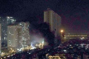 Đề nghị hạ chuẩn phòng cháy cho 17 chung cư ở Hà Nội: Không đảm bảo an toàn cho cộng đồng