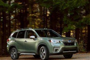 Subaru Forester 2019 - Lột xác toàn diện
