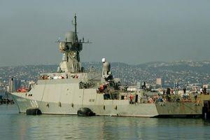 Hải quân Nga 'ôm trái đắng' vì lỡ tin dùng động cơ Trung Quốc lắp vào tàu chiến