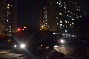 Cháy căn hộ tại tầng 8 chung cư Parcspring, hàng trăm cư dân tháo chạy