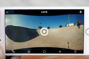 Ra mắt Mobile OverCapture cho Camera 360 độ Fusion GoPro