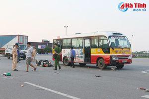 Liên tiếp 3 vụ tai nạn trong một buổi, 4 người nhập viện