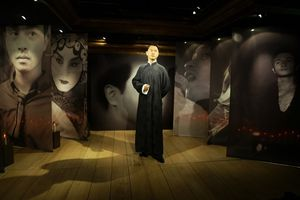 Công bố những bức ảnh hiếm về cuộc đời siêu sao Trương Quốc Vinh