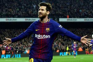 Messi cứa lòng đẳng cấp, Barca thoát thua trên sân Sevilla