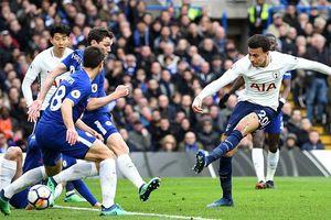 Đánh gục Chelsea, Tottenham đẩy Conte 'ra đường'