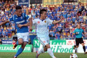 Có viện binh, Quảng Nam vẫn thua sốc tại vòng 4 V-League 2018