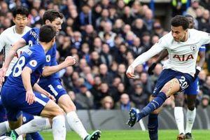CLIP: Alli lập 'cú đúp', Tottenham đẩy Conte đến 'giá treo cổ'