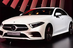 Mercedes-Benz CLS 2019 'chốt giá' 3,63 tỷ đồng tại Thái Lan