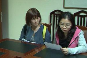 Bàn giao nữ tội phạm trốn truy nã cho công an Trung Quốc