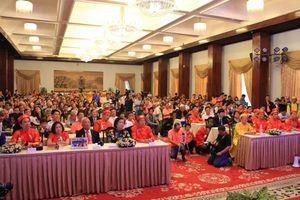 Hơn 3.000 người tham dự Hội nghị toàn quốc lần thứ 21 của dòng họ Đỗ (Đậu) Việt Nam
