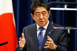 50% cử tri Nhật Bản không ủng hộ nội các của Thủ tướng Abe