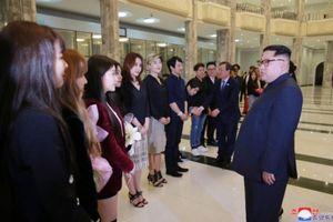 Biểu diễn nghệ thuật giúp gắn kết hai miền Triều Tiên
