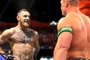 Conor McGregor lại chuẩn bị làm trò tại sự kiện đấu vật Wrestlemania 34?