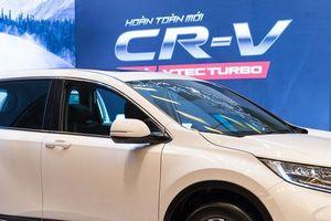 Honda CR-V bất ngờ tăng giá bán trong tháng 4/2018