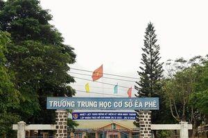 Đắk Lắk: Đề nghị điều tra Hiệu trưởng nhận tiền chạy việc