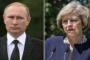 Tính toán sai lầm của ông Putin trước 'mưu tính' của Anh