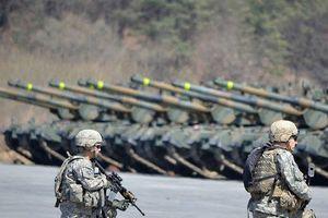 Mỹ - Hàn giảm quy mô tập trận trước thượng đỉnh liên Triều