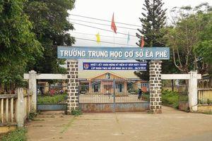Từ phản ánh trên Tiền Phong: Viện KSND huyện đề nghị công an vào cuộc