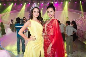 Phan Thị Mơ, Thanh Trang, Liên Hương 'khoe' vóc dáng quyến rũ cùng Miss Tourism Ambassador 2017
