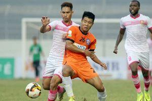 5 điểm nhấn vòng 4 V-League 2018: Sao U.23 Việt Nam đồng loạt nổ súng