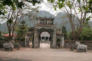 Vua Trần Thái Tông và chính sách cứng rắn với Chiêm Thành