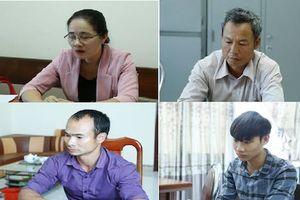 Vụ giám đốc tự ý thuê người chặt phá rừng ở Hà Tĩnh: Khởi tố thêm 4 đối tượng