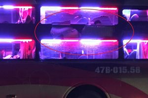 Đắk Lắk: Làm rõ vụ việc nhóm người ném đá vào xe khách trong đêm