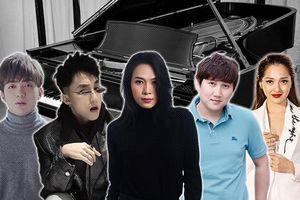 Sao Việt cover lại hit của mình bằng piano: Có khi còn hay hơn bản gốc!
