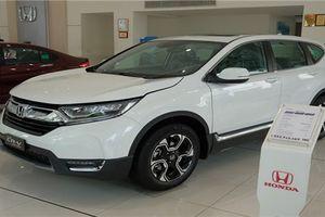 Chào tháng 4, ô tô Honda nhập khẩu đồng loạt tăng giá