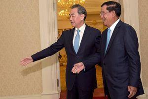 Trung Quốc ủng hộ ông Hun Sen tái tranh cử