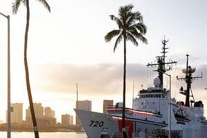 Báo Mỹ: Tàu tuần duyên Sherman vừa loại biên được chuyển cho Sri Lanka