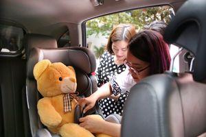 Không thắt dây an toàn, nguy cơ bị văng ra khỏi ô tô cao gấp 30 lần khi va chạm