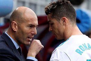 Những thú vị về Real dưới thời HLV Zidane