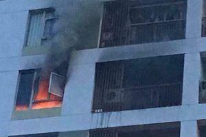 Nguyên nhân không ngờ vụ cháy chung cư ParcSpring
