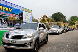 Du lịch Caravan qua các kinh đô Việt - Lào