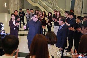 Triều Tiên xin lỗi việc hạn chế truyền thông Hàn Quốc tại buổi diễn