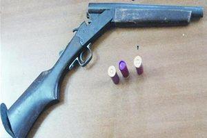 Bắn chết người khi nghịch súng tự chế