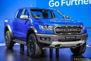 Khám phá Ford Ranger Raptor 2019 giá 1,24 tỷ đồng tại Thái Lan