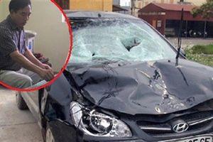Chủ tịch lái ôtô đâm 4 người biến mất: 'Đang vận hạn'