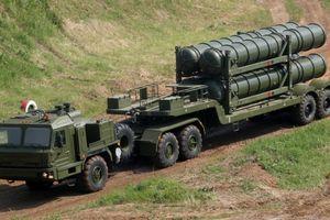 Nga trình làng hệ thống radar tối tân cho tên lửa S-500